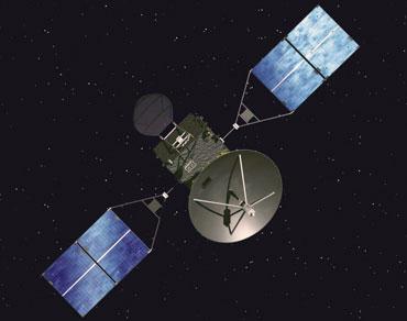 Foto Satelit di Luar Angkasa